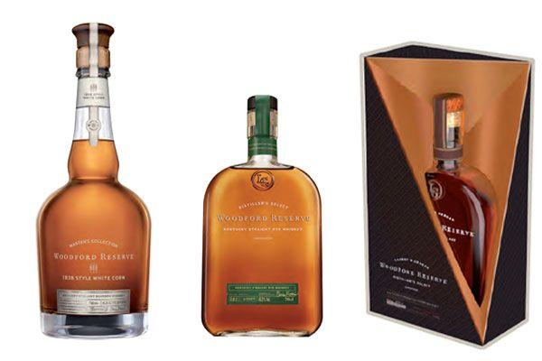 3 Woodford Reserve pour les Fêtes #bourbon #whisky #gastronomie