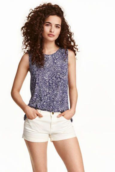 Jersey top | H&M
