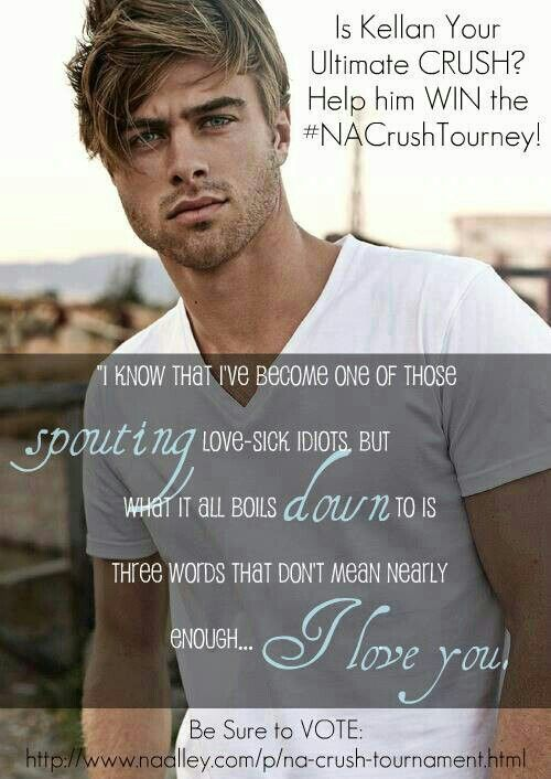 Love Kellan Kyle from the Thoughtless Series by S.C ...