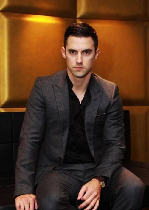 My new celebrity crush, Milo Ventimiglia <3... Since I've started watching Heroes. :)