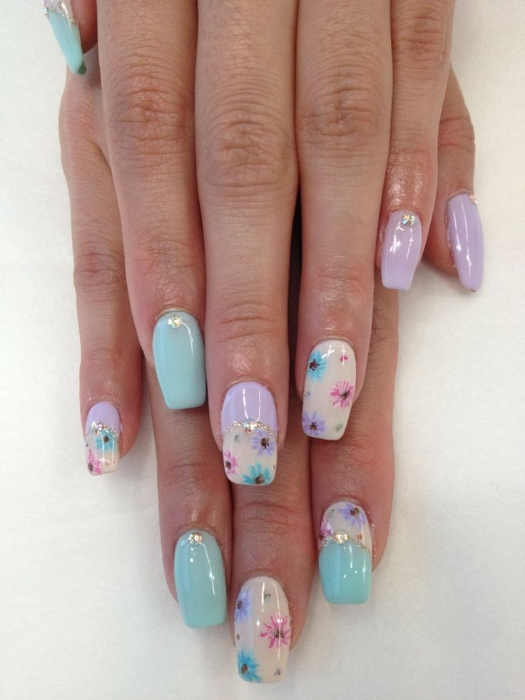 thinking something like this on my next trip to the nail place