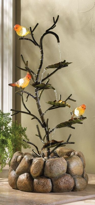 Songbird Oasis #Fountain http://onlinesellingitems.com/recommends/songbirdfountain/