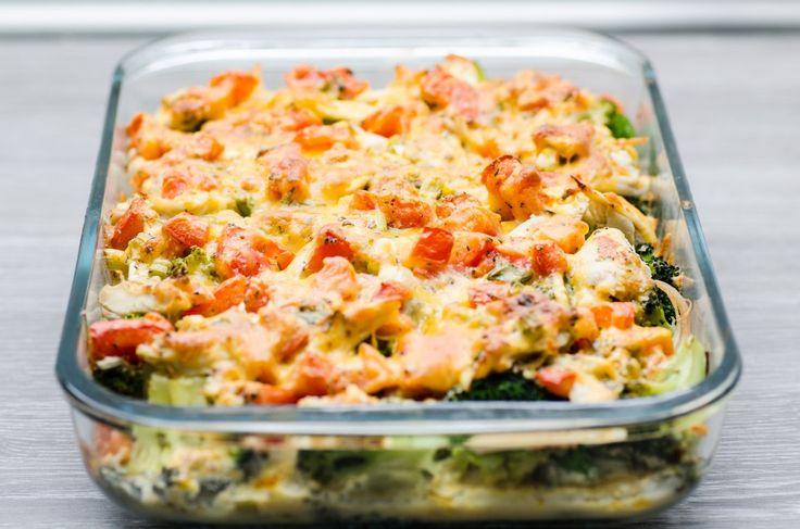 Broccolifad med kylling | Mindfulmad.dk | Bloglovin'