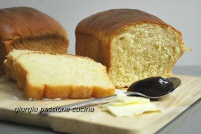 #giorgiapassionecucina: #pan #bauletto #ricetta #colazione #merenda #marmellata #burro #blog