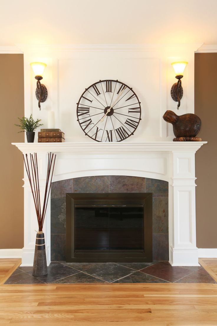 best 25 over fireplace decor ideas on pinterest mantle Whitewashing Brick Fireplace Ideas Fireplace Makeover Ideas