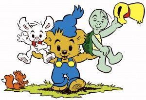 Bamse on kaikkien kaveri! Lue lisää Bamsen jymyvoimista ja ystävistä:  http://www.finnmatkat.fi/Hotellit/Blue-Village/