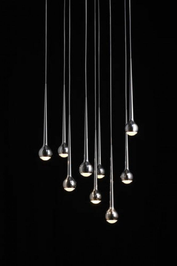 tobias grau falling water lamp interiors pinterest falling waters lamps and the o 39 jays. Black Bedroom Furniture Sets. Home Design Ideas