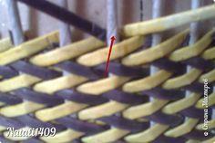 Мастер-класс Поделка изделие Плетение Рыбьи косточки Бумага газетная Трубочки бумажные фото 22
