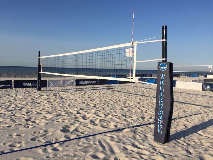 Beach2 Beach volleyball net system