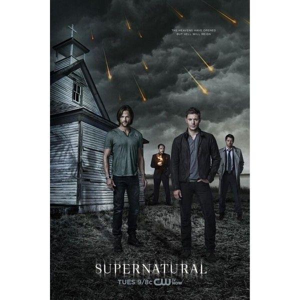 Season 9 Supernatural liked on Polyvore : Polyvore : Pinterest ...