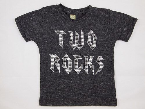 Rockstar birthday shirt rock and roll party two rocks one rocks for any birthday organic blend tee for baby toddler youth guitar music by lilthreadzclothing on Etsy https://www.etsy.com/listing/163430608/rockstar-birthday-shirt-rock-and-roll