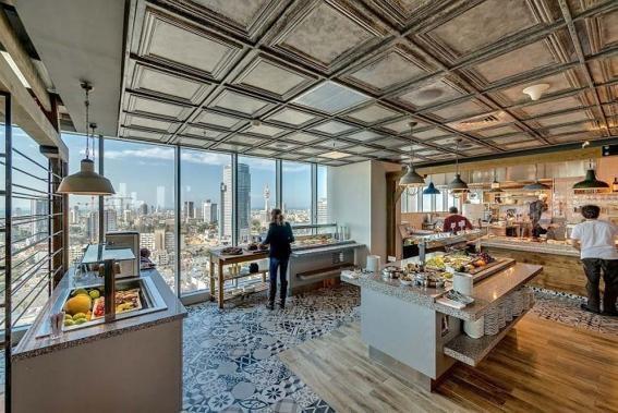 Nueva oficina de google en israel buf libre lugares for Design 4 office lausanne