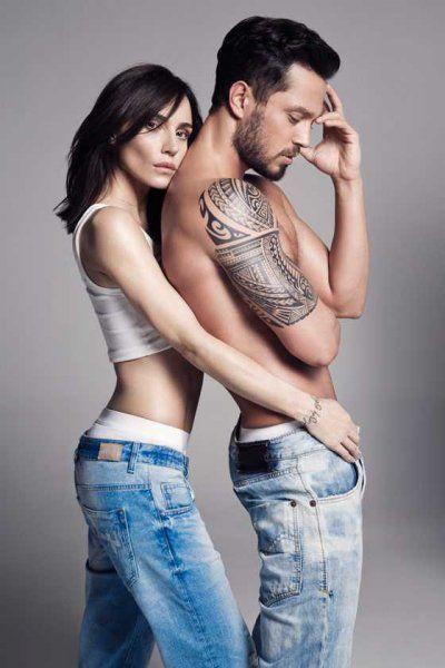 Murat Boz polynesian tattoo