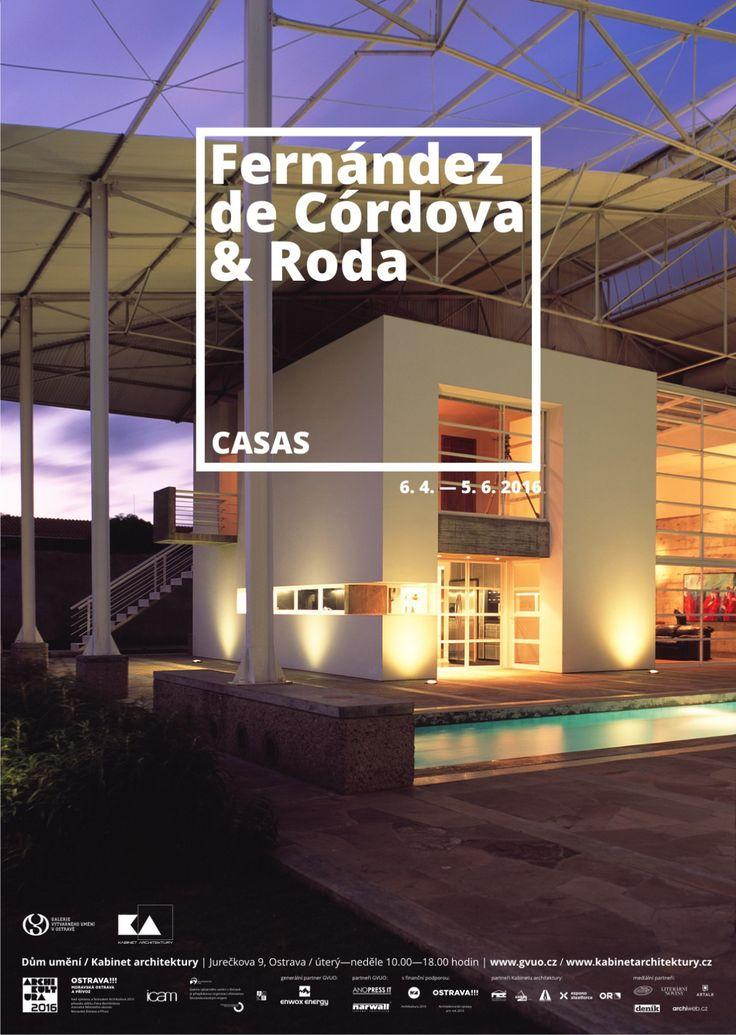Fernández de Córdova & Roda. Casas / Kabinet architektury Ostrava :http://kabinetarchitektury.cz/fernandez-de-cordova-roda-casas-kabinet-architektury-ostrava/
