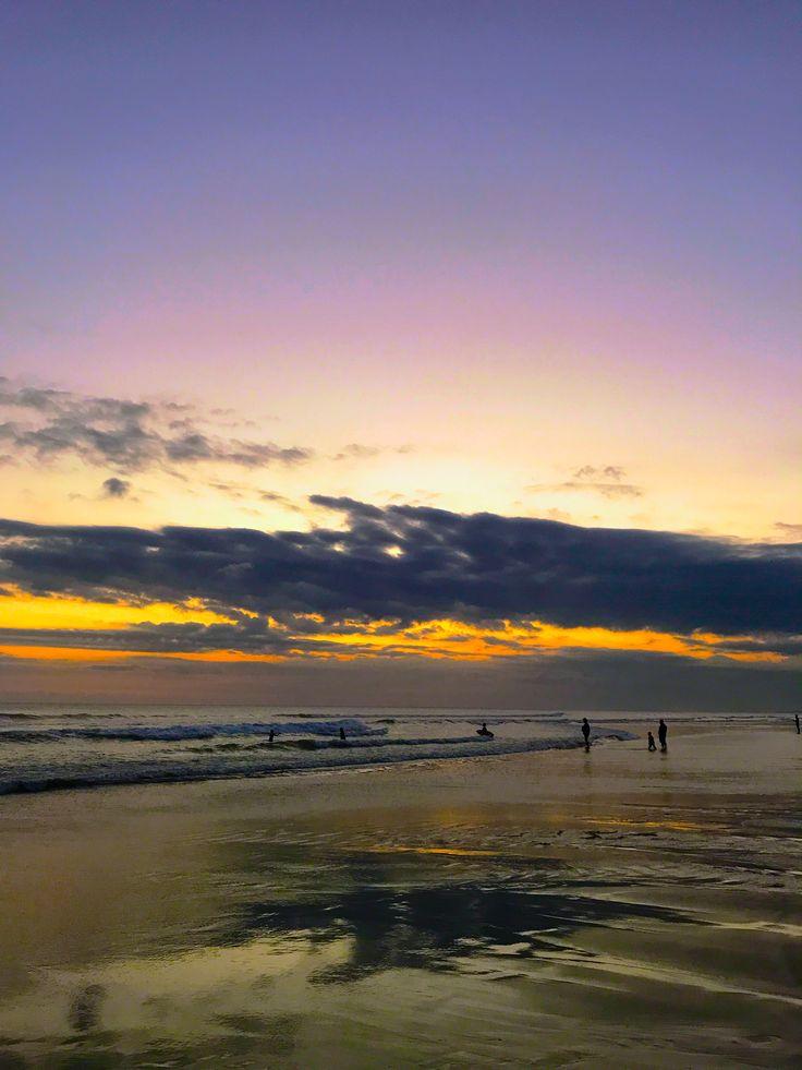 sunset @kuta