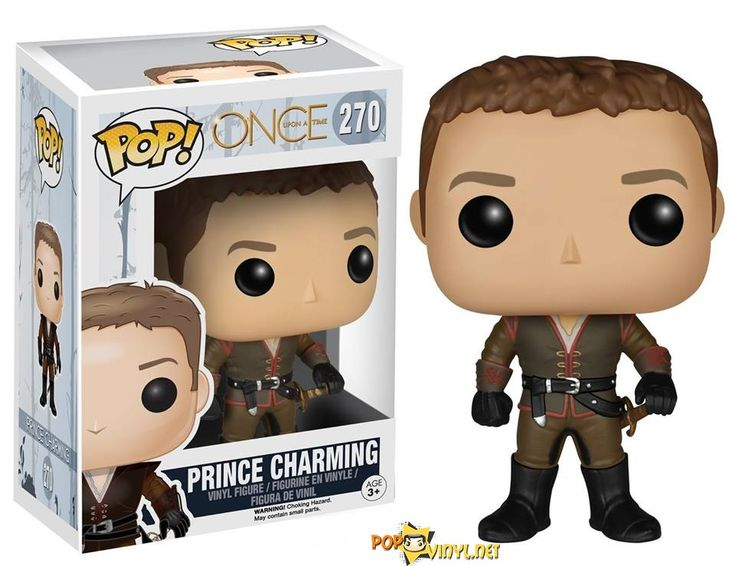First Look at One Upon a Time Funko POP Vinyls - PopVinyl.net