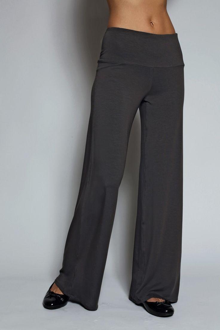 Pantalon LOUNGE Soft Brown - Pantalons & Pantacourts professionnelles Principale - Vêtements professionels Pantalons & Pantacourts Principale par Beauty Street