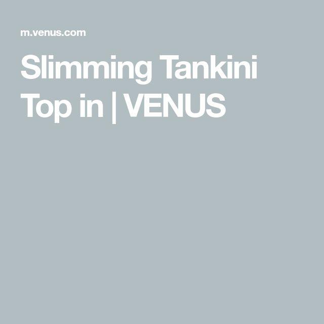 Slimming Tankini Top in  | VENUS