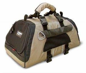 10.Petego-Jet Set Pet Soft-Sided Carriers Bag