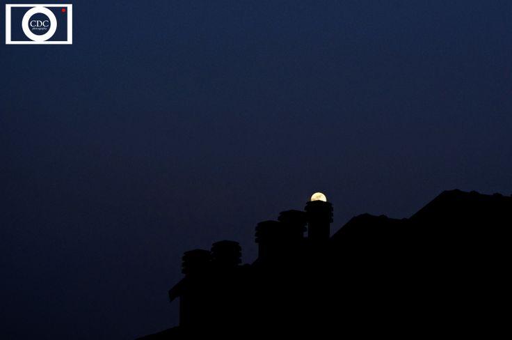 moon light blue night cdc photography photo by cecilia de conti
