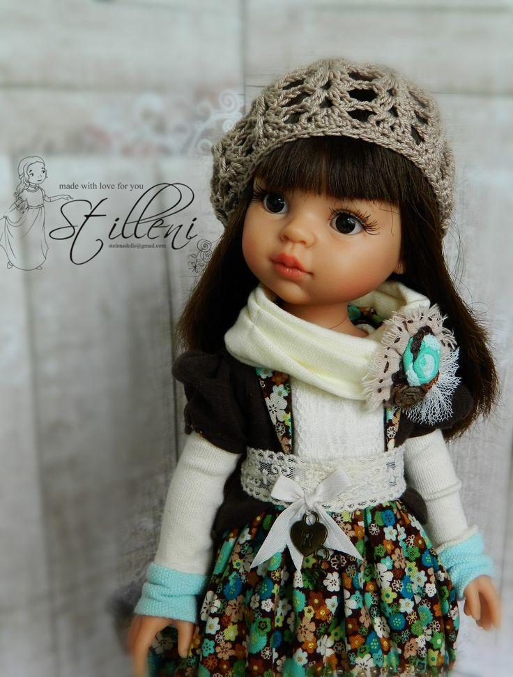 Одежда для кукол 30см Paola reina, Berjuan,Maru, Dianna Effner – 185 фотографий