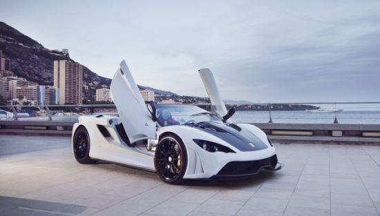 An unusual blend of  roar...luxury...and performance    mee  likeeee    Slovenian Supercar Tushek Renovatio T500