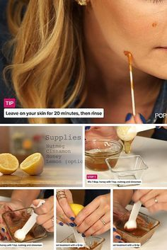 DIY Dark Spots and Acne Scars Treatment