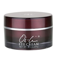 Oi-Lin® Eye Cream is a complete, concentrated herbal eye treatment that moisturizes, reduces puffiness and dark circles around the eyes, and smoothes skin. This fast-acting formula offers the latest in skin care technology.