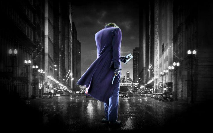 Full HD Joker Wallpaper...