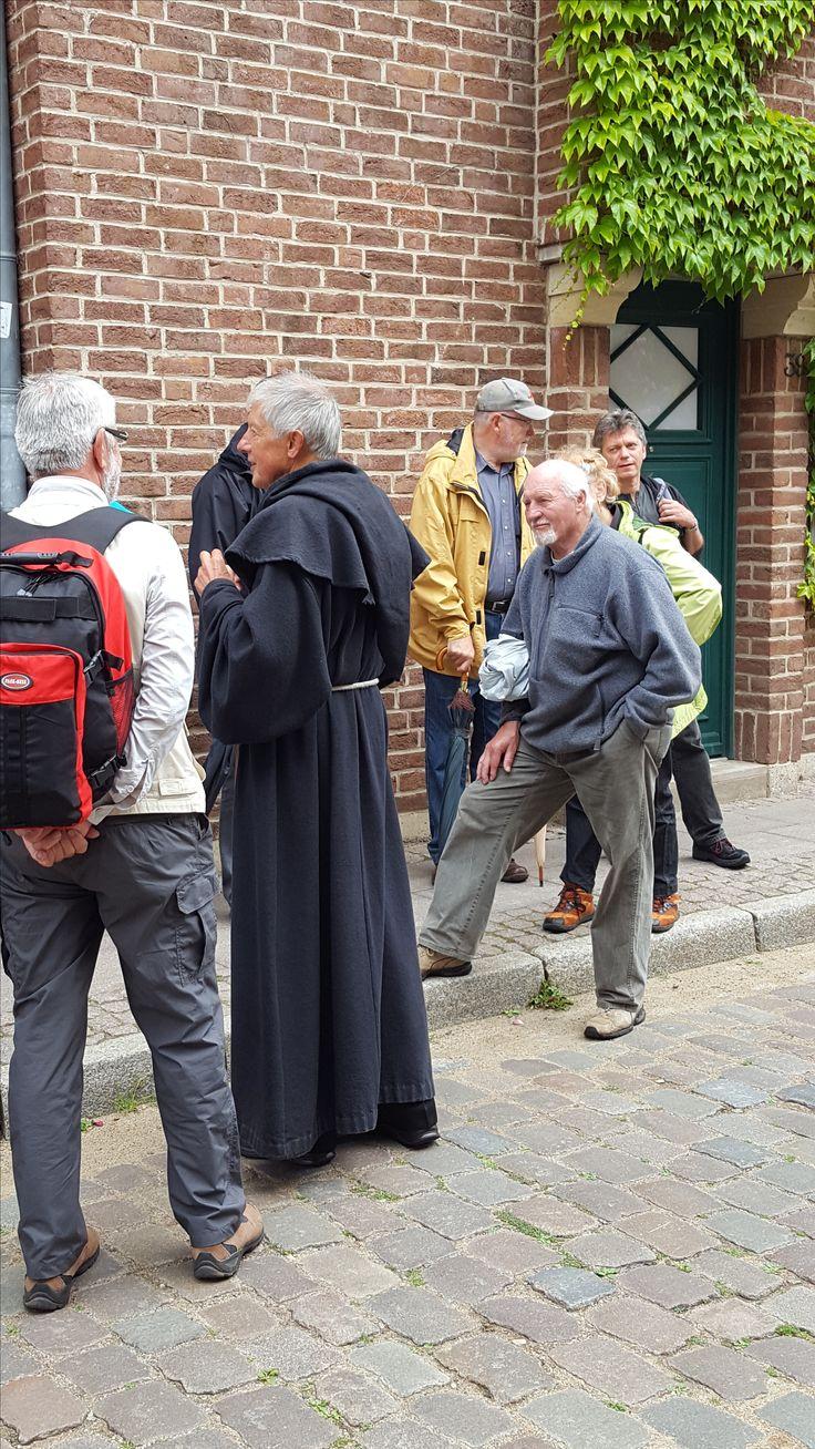 Rote Rosen Darsteller bei Führung durch die Lüneburger Altstadt