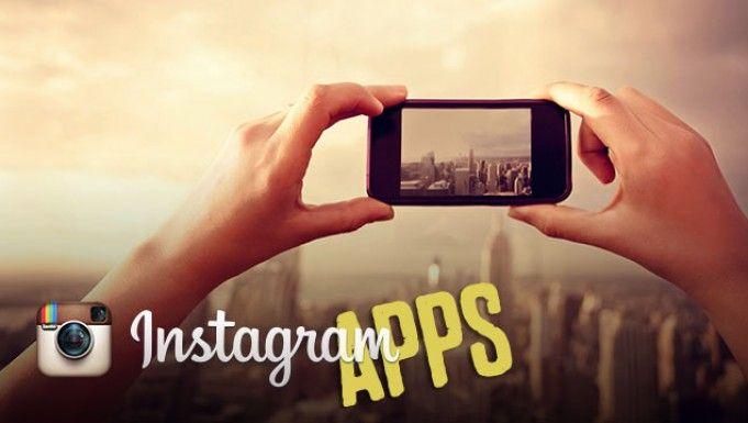 Aplicaciones para mejorar las fotos de Instagram