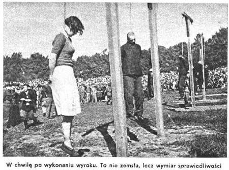 Gerda Steinhoff. Steinhoff was SS-Oberaufseherin at the Danzig-Holm subcamp of Stutthof
