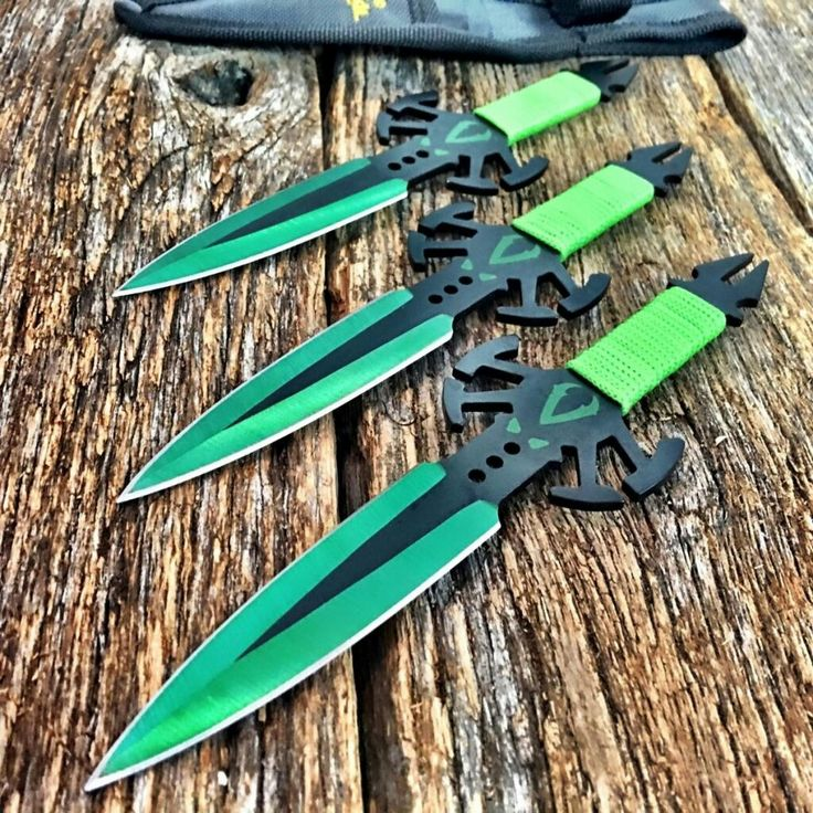 Ninja Tactical Throwing Knife Set http://battleknives.ga/shurikens/throwing-knife-selection-for-a-beginner-or-pro/