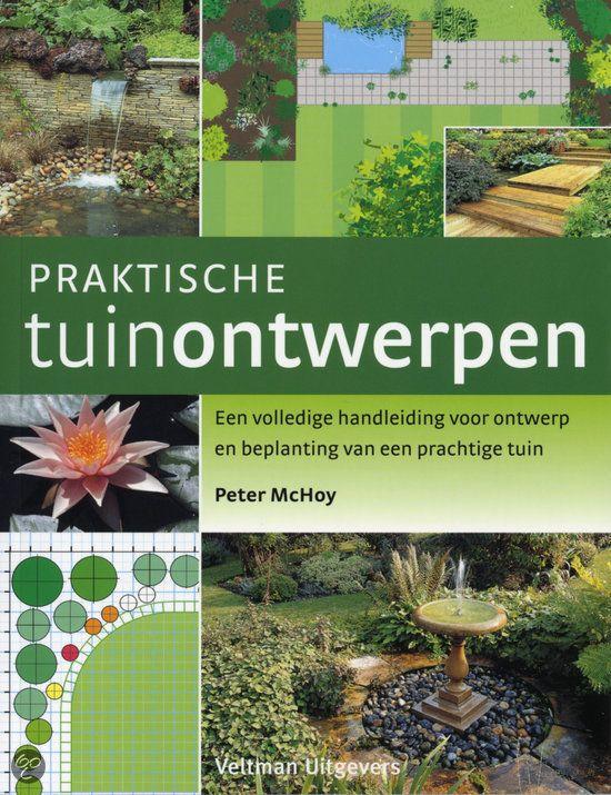 Dit boek laat zien hoe u de tuin maakt die perfect for Tuinontwerp tips