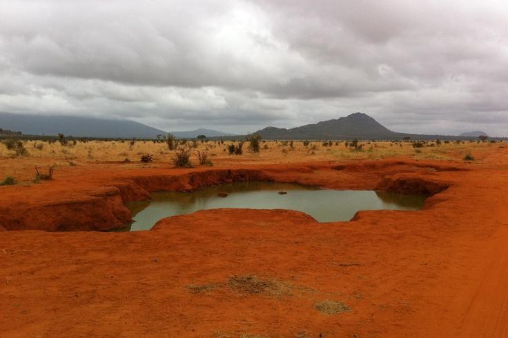 Kenya- Tsavo East National Park