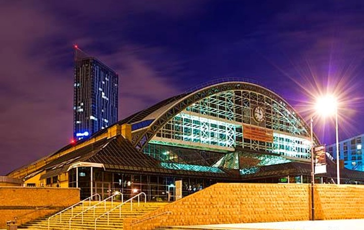 Manchester Central.