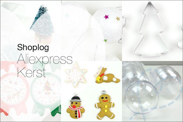 Ik heb al heerlijk kerstinkopen gedaan bij AliExpress. Mocht je nog iets van mijn aankoopjes willen shoppen voor kerst ben je nog ruim op tijd!