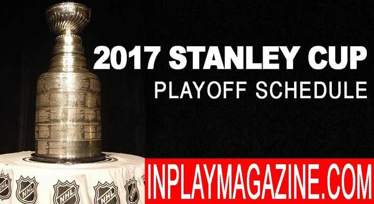 2017 STANLEY CUP PLAYOFFS OPENING NIGHT The 2017 Stanley Cup Playoffs open tonight with a five-game slate. Art Ross Trophy winner Connor McDavid