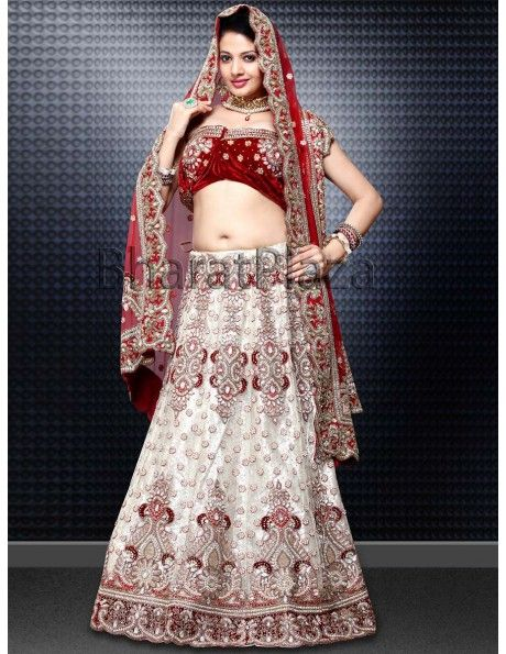 Bharat plaza gives you a complete outlook on the latest bridal lehenga.Exclusively Designer Lehenga Choli. http://www.bharatplaza.com/women/lehengas.html#dir=asc&order=price&gan_data=true