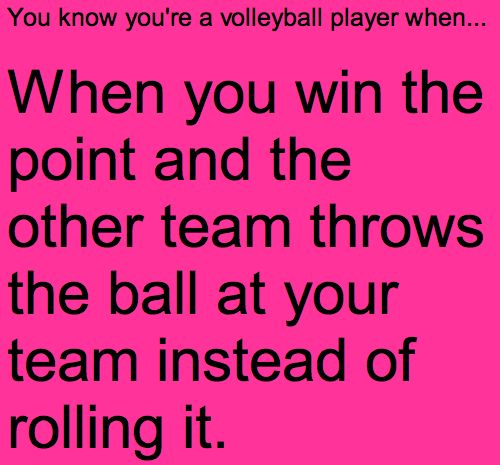Yes!!! That always makes me laugh....but sometimes I do it too....escpecailly when my coach is aggravating the crap outa me