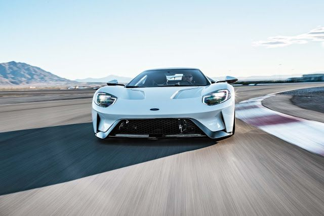 Supercar Terbaru Ford GT