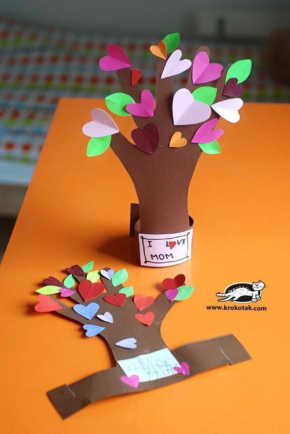 Manualidades Dia De La Madre Wyszukiwarka Google Valentine Day Crafts Mothers Day Crafts For Kids Preschool Valentines