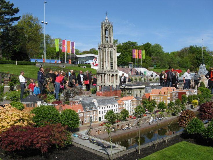 парк  Голландия в миниатюре Мадуродам
