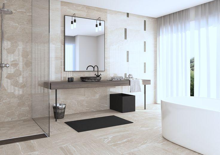 Bathroom_Herberia/Pietre/Vals_Ruggine Lappato