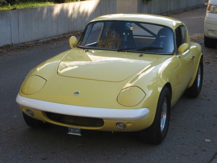 RaceCarAds - Race Cars For Sale » Lotus Elan S2 FIA racing 26R