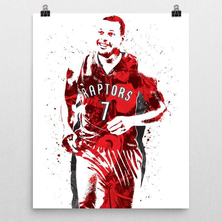 Kyle Lowry Toronto Raptors Poster