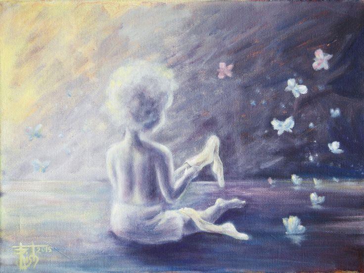 Картины МАГИЯ РУН. Trish: Дагаз. Чудо на каждый день