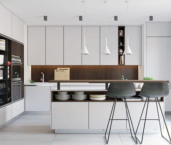 50 modern kitchen designs that use unconventional geometr graphic world co kitchen ideas pinterest modern kitchen designs kitchen design and