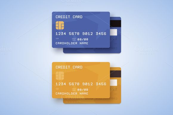 Credit cards @creativework247