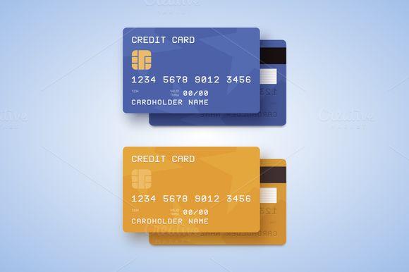 Credit cards @creativework247
